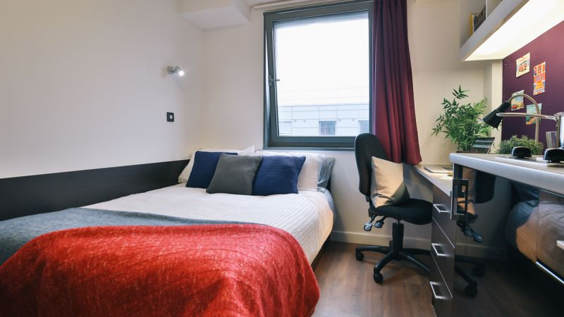Astor House In Plymouth Iq Student Accommodation