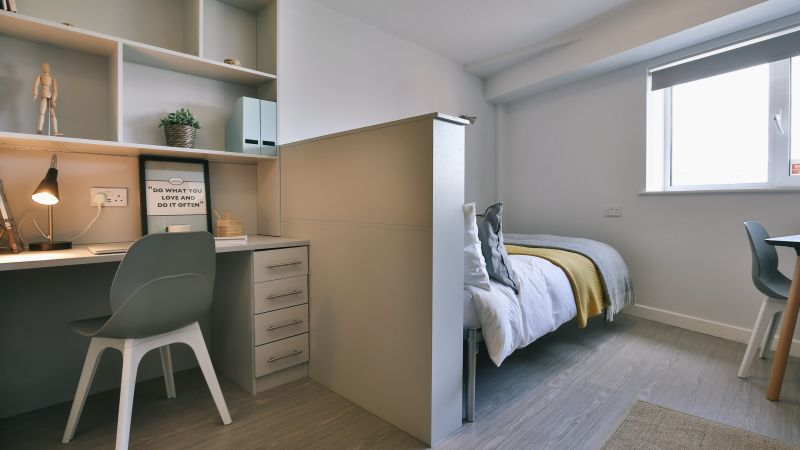Fenton House In Sheffield Iq Student Accommodation