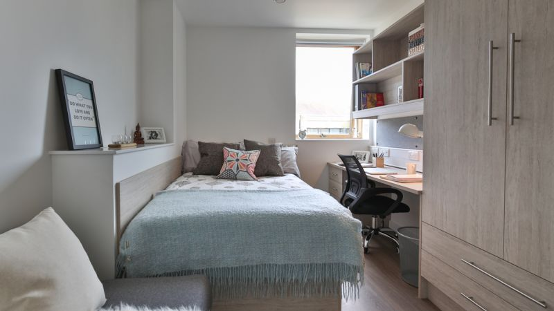 Royal Holloway University Student Accommodation | iQ
