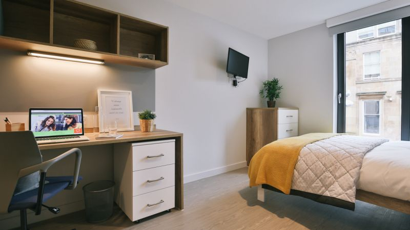 Student Accommodation in Glasgow   Student Housing from IQ
