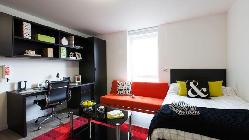 iQ Hammersmith in London   iQ Student Accommodation