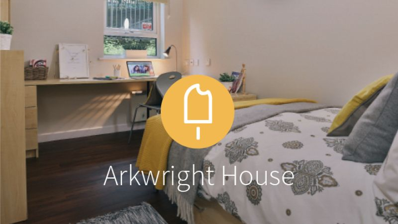 Stay with iQ Student Accommodation at Arkwright House this summer