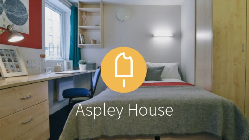 Stay with iQ Student Accommodation at Aspley House this summer