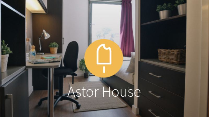 Stay with iQ Student Accommodation at Astor House this summer