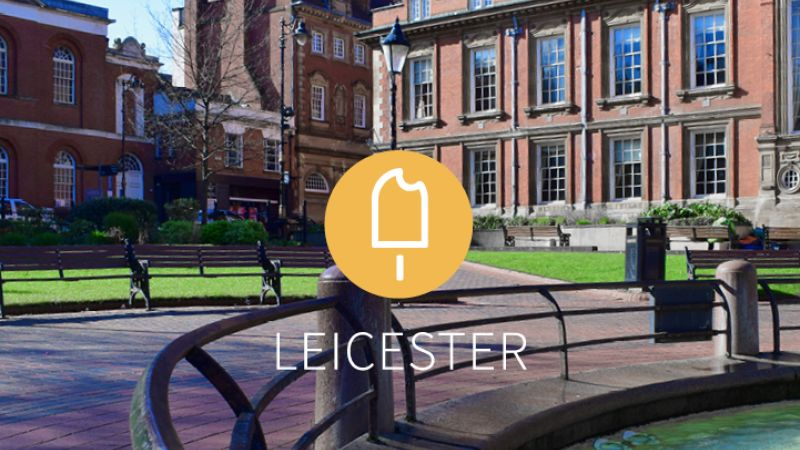 Stay with iQ Student Accommodation in Leicester this summer