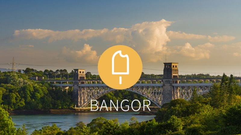 Stay with iQ Student Accommodation in Bangor this summer