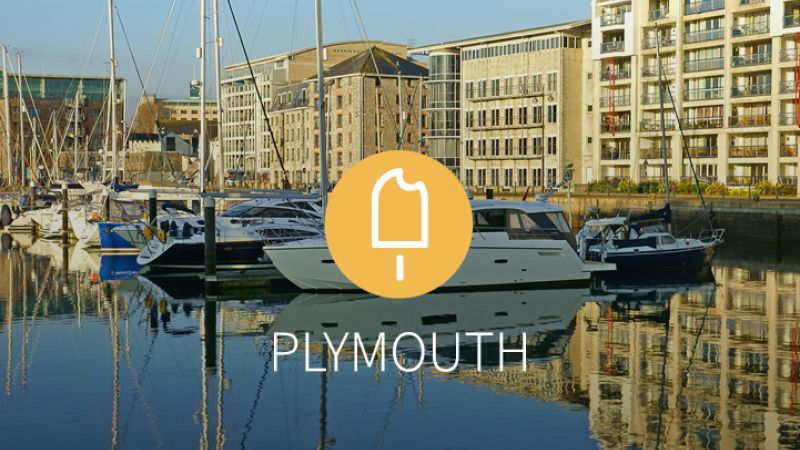 Stay with iQ Student Accommodation in Plymouth this summer