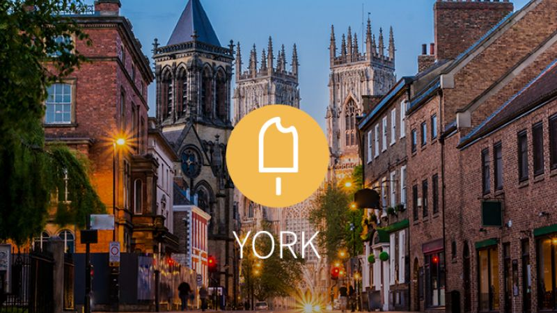 Stay with iQ Student Accommodation in York this summer