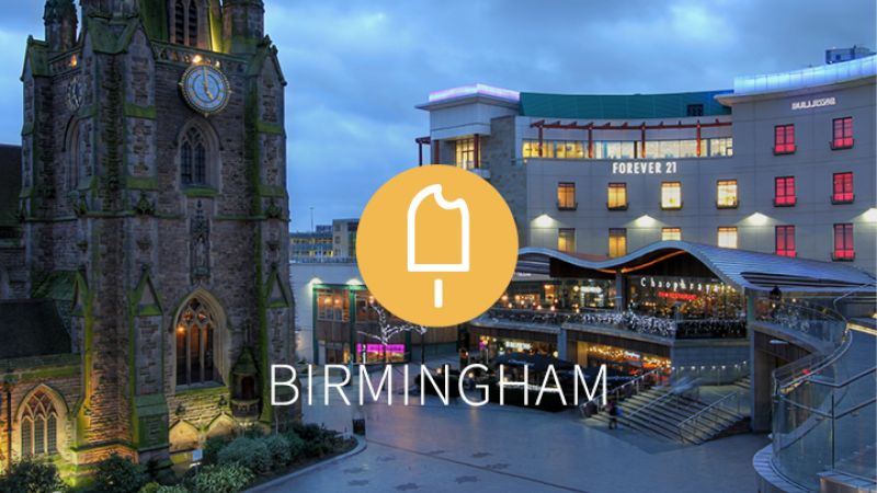 Stay with iQ Student Accommodation in Birmingham this summer