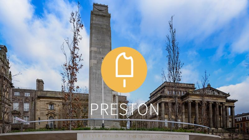 Stay with iQ Student Accommodation in Preston this summer