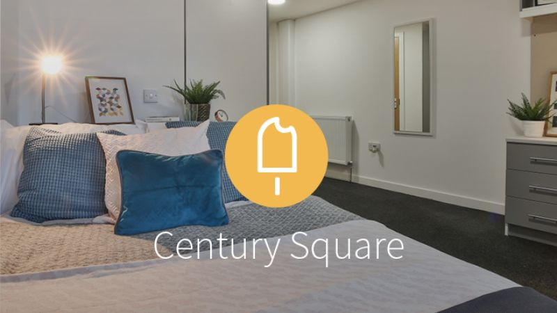 Stay with iQ Student Accommodation at Century Square this summer