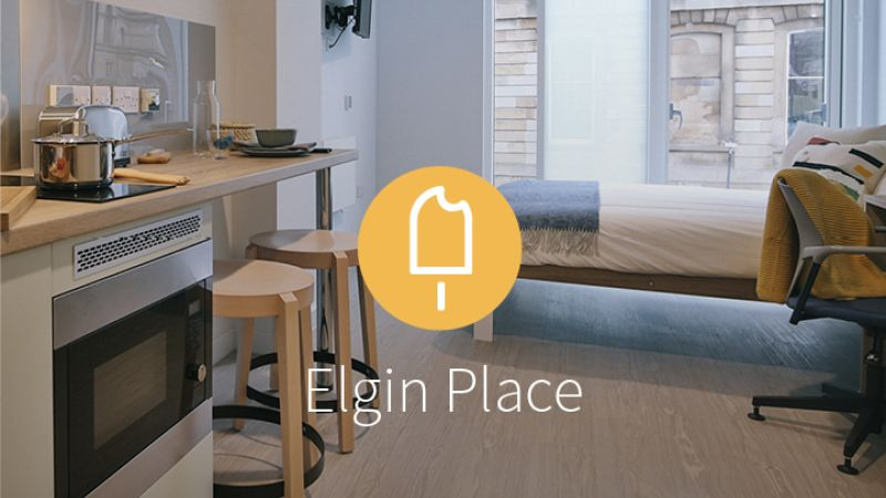 Stay with iQ Student Accommodation at Elgin Place this summer