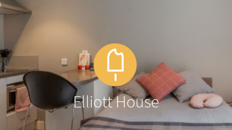 Stay with iQ Student Accommodation at Elliott House this summer
