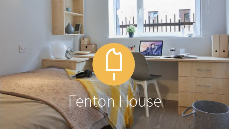 Stay with iQ Student Accommodation at Fenton House this summer