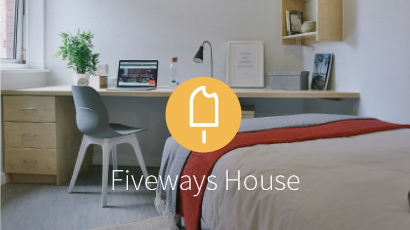 Stay with iQ Student Accommodation at Fiveways House this summer