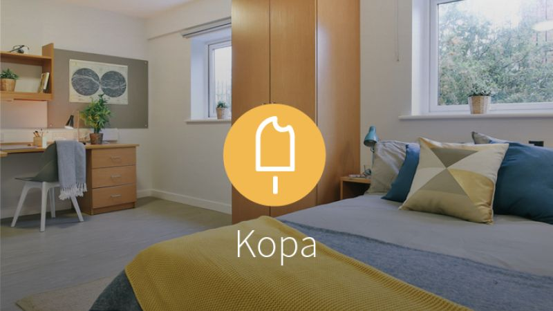 Stay with iQ Student Accommodation at Kopa this summer