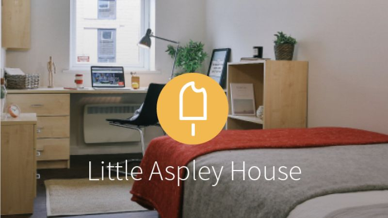 Stay with iQ Student Accommodation at Little Aspley House this summer