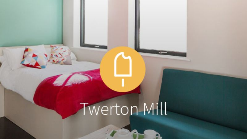 Stay with iQ Student Accommodation at Twerton Mill this summer