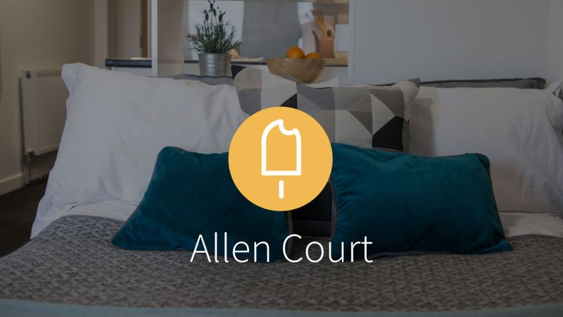 Stay with iQ Student Accommodation at Allen Court this summer