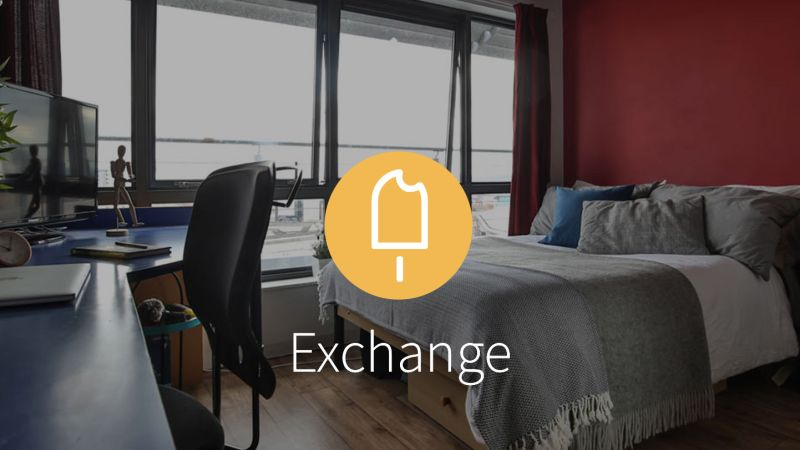 Stay with iQ Student Accommodation at Exchange this summer