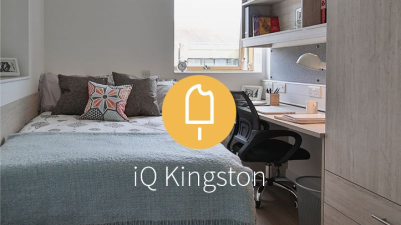 Stay with iQ Student Accommodation at iQ Kingston this summer