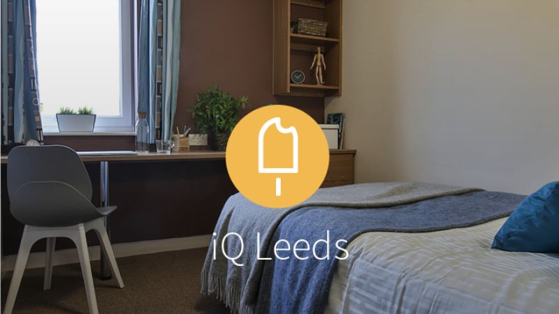 Stay with iQ Student Accommodation at iQ Leeds this summer