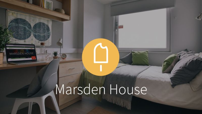 Stay with iQ Student Accommodation at Marsden House this summer