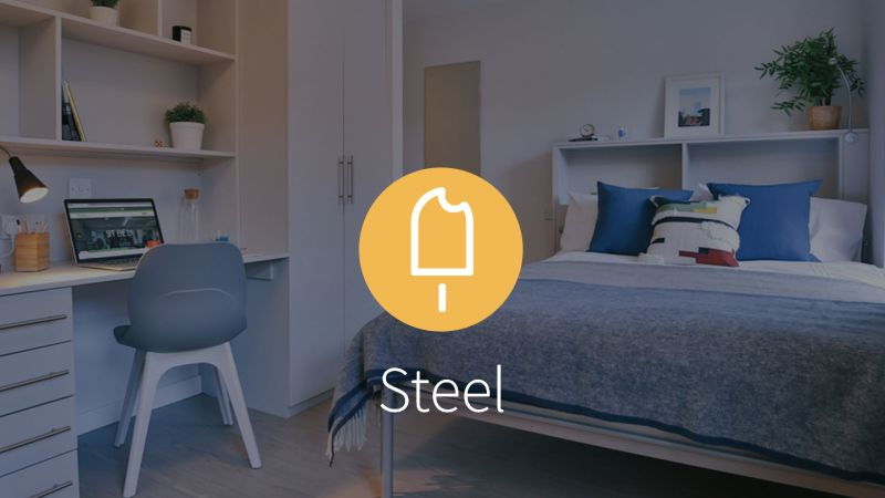 Stay with iQ Student Accommodation at Steel this summer