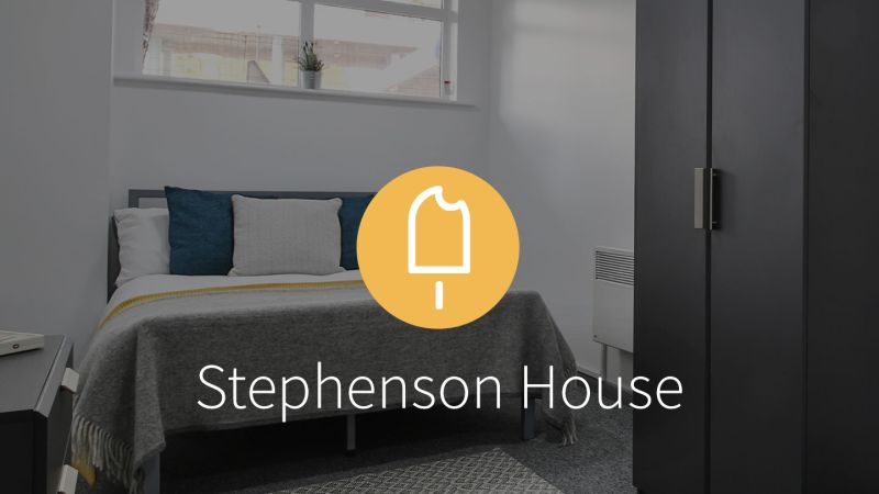 Stay with iQ Student Accommodation at Stephenson House this summer