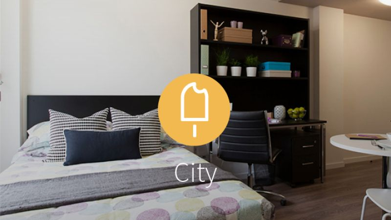 Stay with iQ Student Accommodation at City this summer