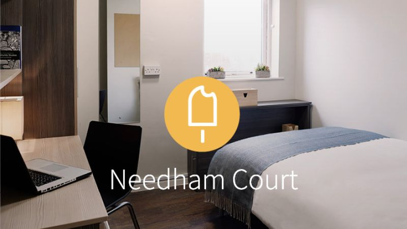Stay with iQ Student Accommodation at Needham Court this summer
