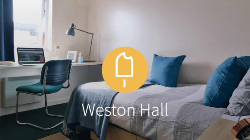 Stay with iQ Student Accommodation at Weston Hall this summer