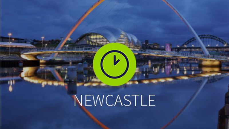 Short stays in Newcastle