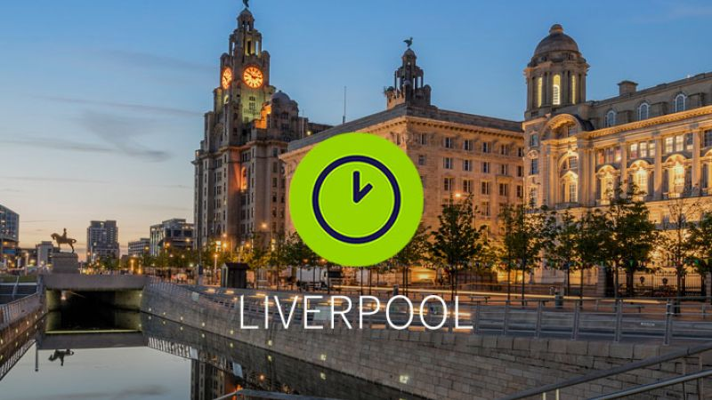 Short stays in Liverpool