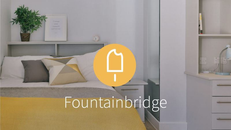 Stay with iQ Student Accommodation at Fountainbridge this summer