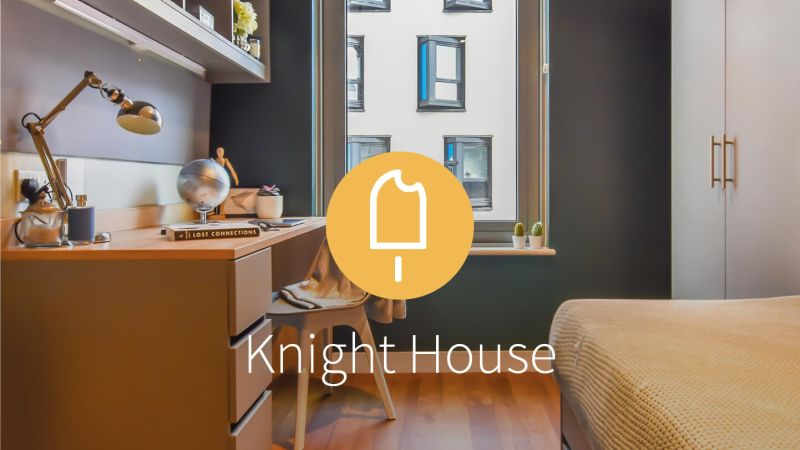 Stay with iQ Student Accommodation at Knight House this summer