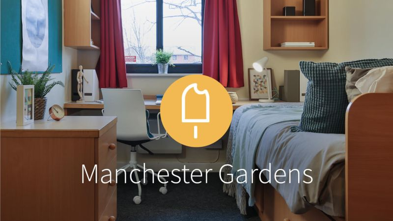 Stay with iQ Student Accommodation at Manchester Gardens this summer