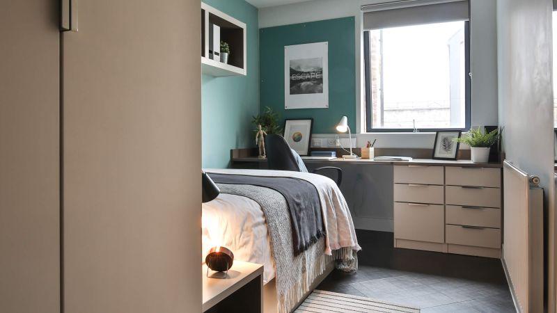 Bath Spa University Iq Student Accommodation