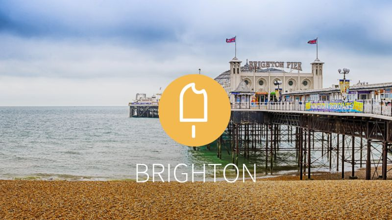Stay with us in Brighton this summer