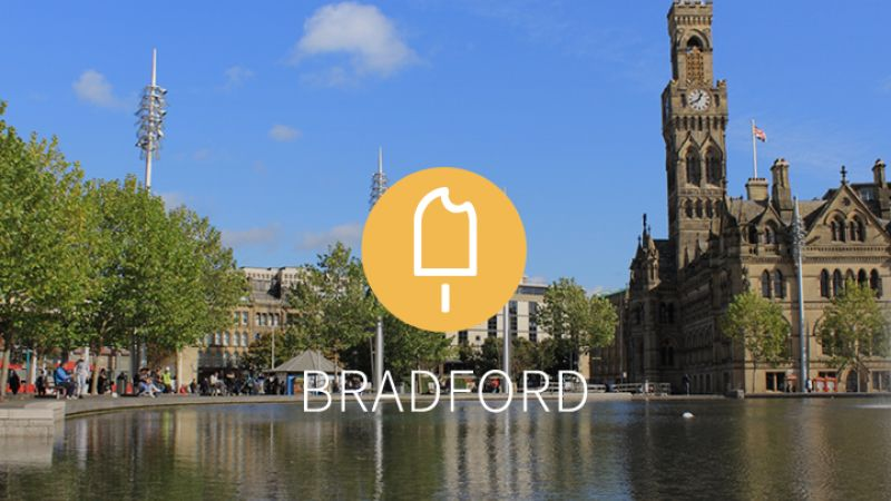 Stay with us in Bradford this summer