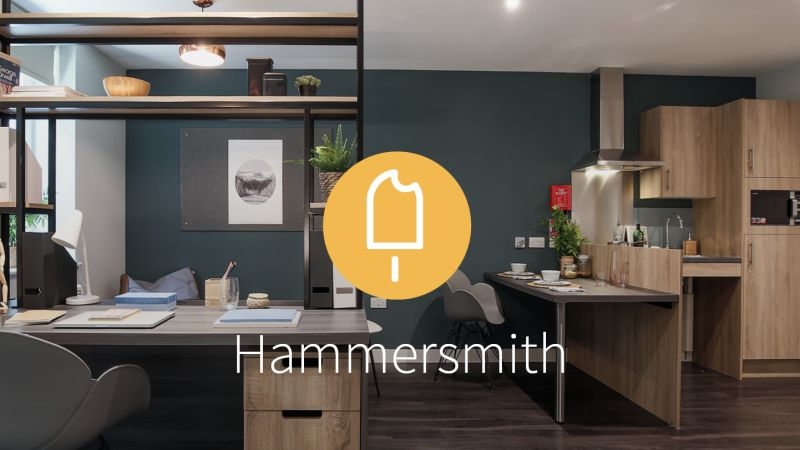 Stay with iQ Student Accommodation at Hammersmith this summer