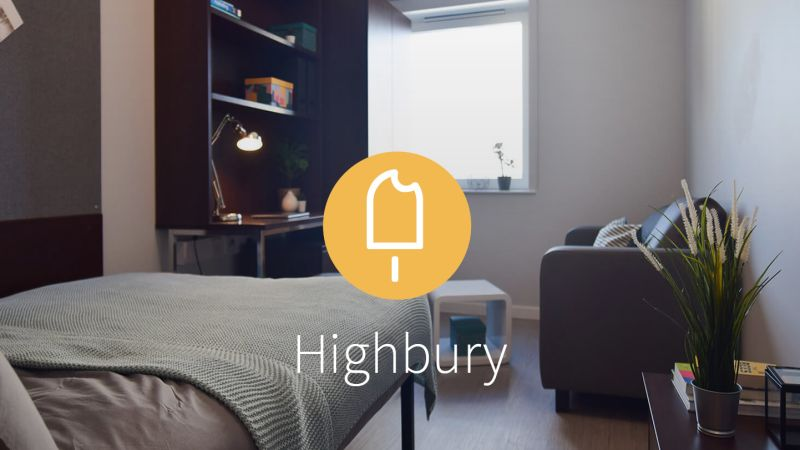 Stay with iQ Student Accommodation at Highbury this summer