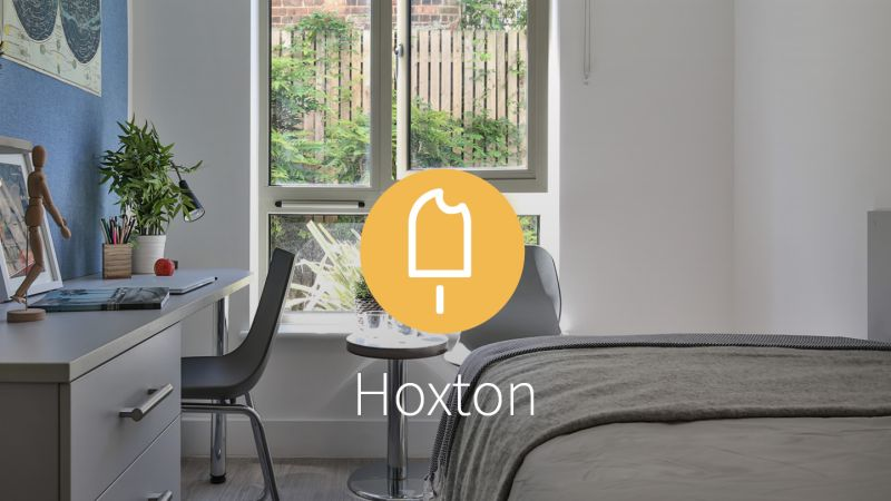 Stay with iQ Student Accommodation at Hoxton this summer
