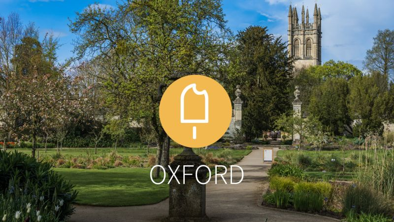Stay with iQ Student Accommodation in Oxford this summer