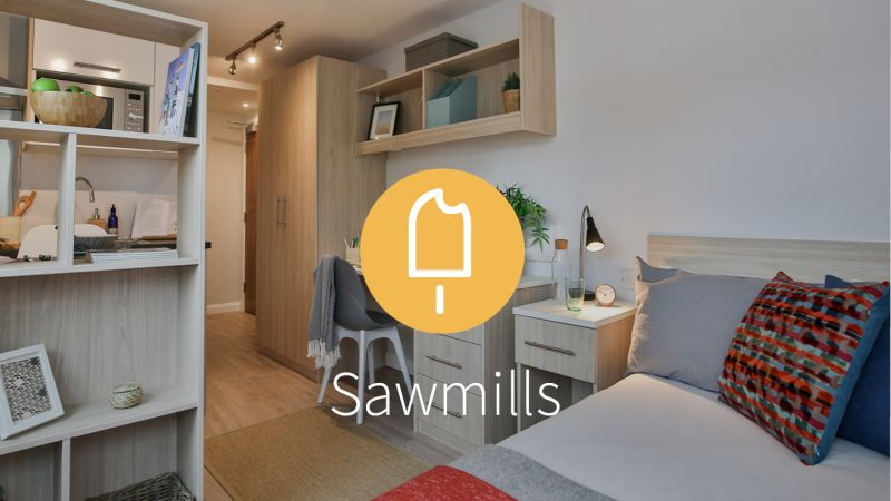 Stay with iQ Student Accommodation at Sawmills this summer