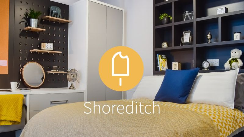 Stay with iQ Student Accommodation at Shoreditch this summer
