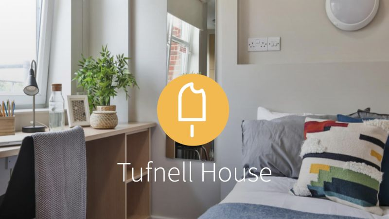 Stay with iQ Student Accommodation at Tufnell House this summer