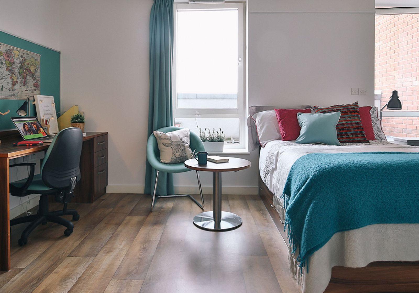 Platinum penthouse shoreditch london iq student accommodation